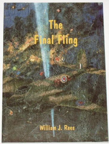 The Final Fling - 2nd May 1945, by William J Rees